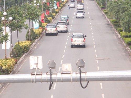 Lắp đặt hệ thống camera giám sát giao thông