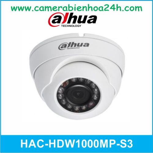 CAMERA DAHUA HAC-HDW1000MP-S3