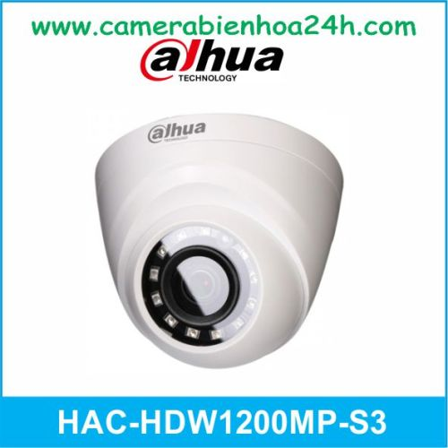 CAMERA DAHUA HAC-HDW1200MP-S3
