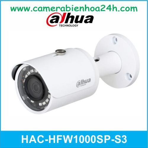 CAMERA DAHUA HAC-HFW1000SP-S3