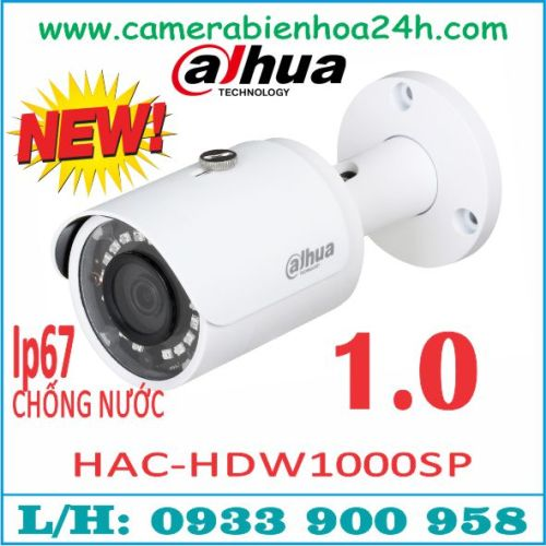 CAMERA DAHUA HAC-HFW1000SP