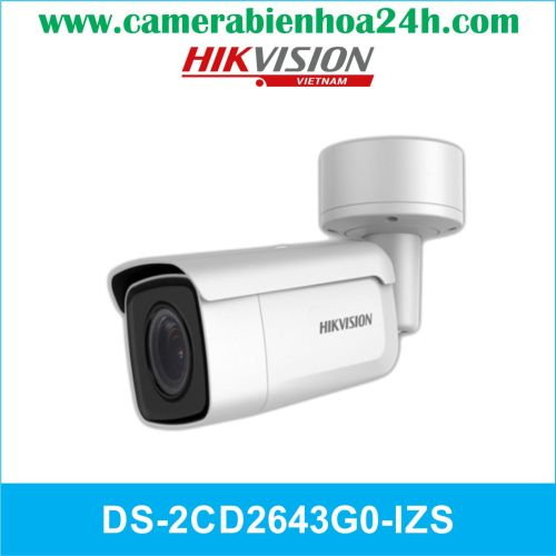 CAMERA HIIKVISION DS-2CD2643G0-IZS