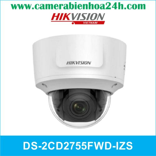 CAMERA HIKVISION DS-2CD2755FWD-IZS