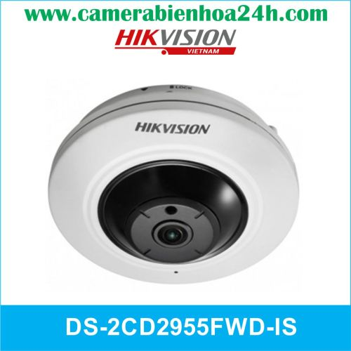 CAMERA HIKVISION DS-2CD2955FWD-IS