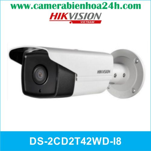 CAMERA HIKVISION DS-2CD2T42WD-I8