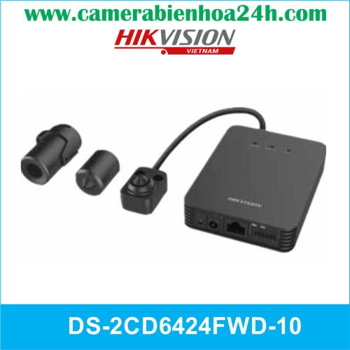CAMERA HIKVISION DS-2CD6424FWD-10
