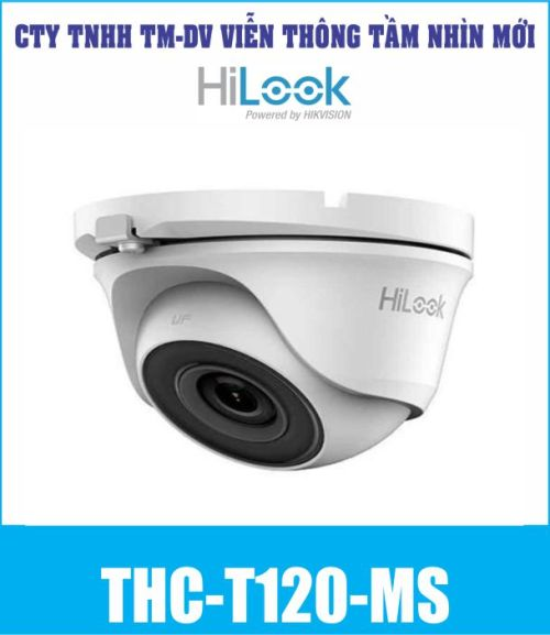 CAMERA HILOOK THC-T120-MS