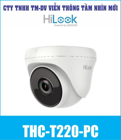 CAMERA HILOOK THC-T220-PC