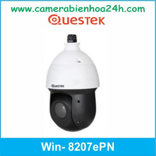 CAMERA IP QUESTEK Win- 8207ePN