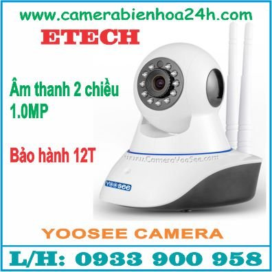 CAMERA IP YOOSEE 1.0MP