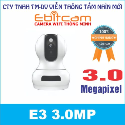 Camera quan sát IP E3 3.0MP