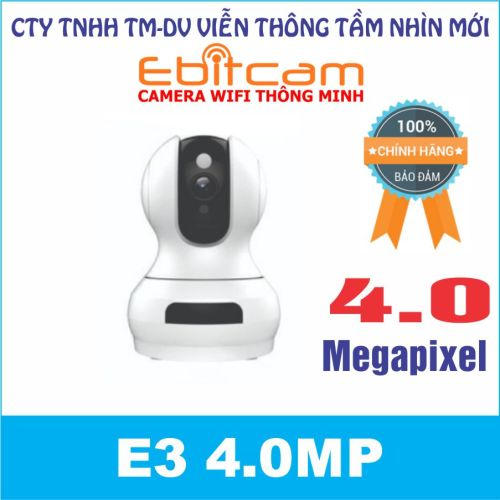 Camera quan sát IP E3 4.0MP