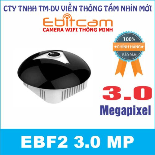 Camera quan sát IP WIFI EBF2 3.0 MP