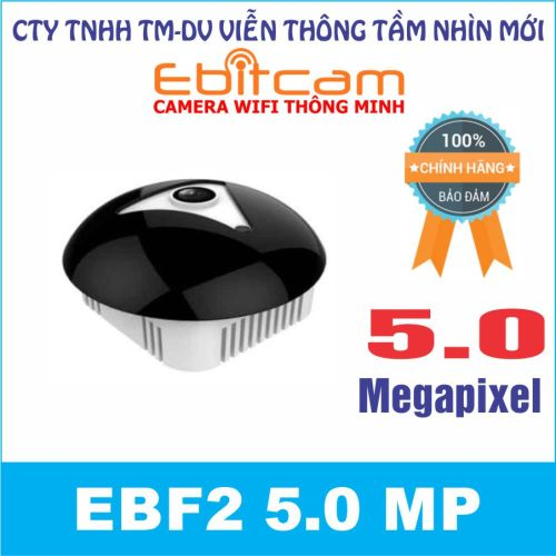 Camera quan sát IP WIFI EBF2 5.0 MP