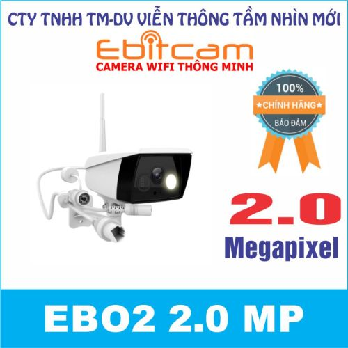 Camera quan sát IP WIFI EBO2 2.0 MP