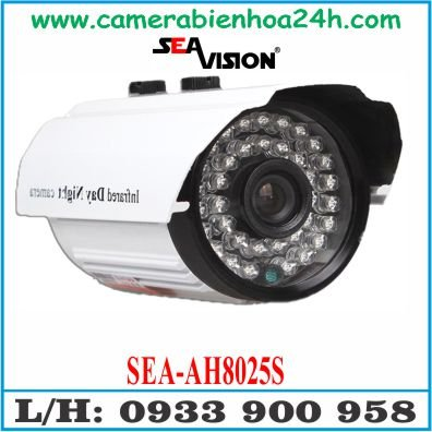 CAMERA SEAVISION SEA-AH8025S