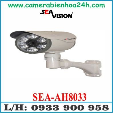 CAMERA SEAVISION SEA-AH8033