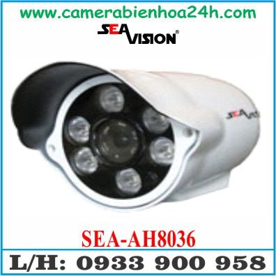 CAMERA SEAVISION SEA-AH8036
