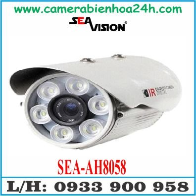 CAMERA SEAVISION SEA-AH8058