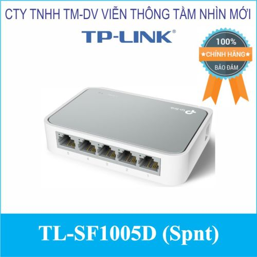 Switch 5 cổng TL-SF1005D (Spnt)